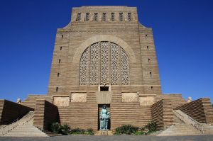 The Voortrekker Monument Pretoria