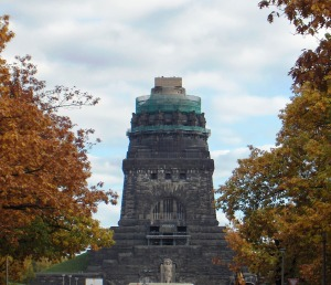 Monument to the Battle of the Nations Leipzig