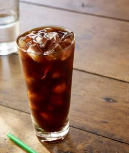 Iced coffee done right.