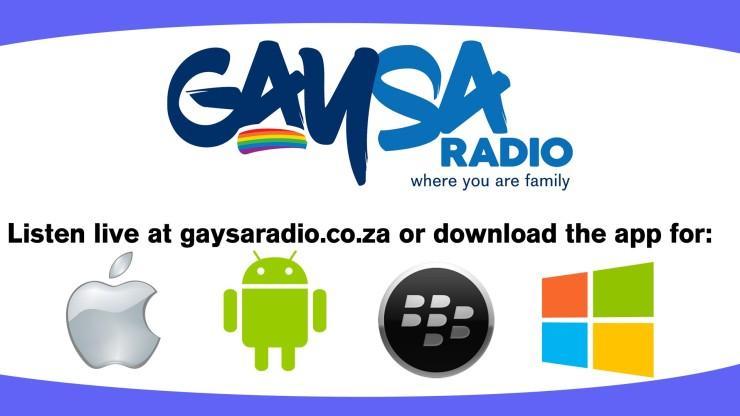GaySA Radio Download